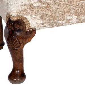 2-Ivory-Footstool
