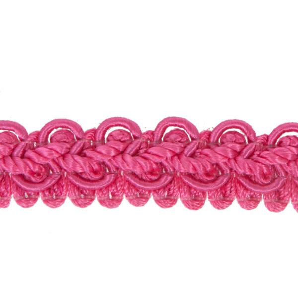 Fuchsia Upholstery Braid