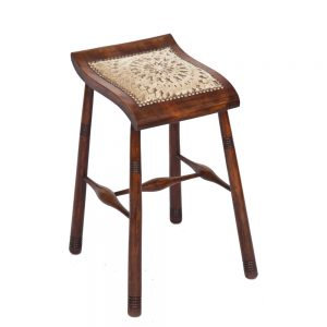 Sloping Music Stool