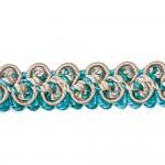 Turquoise Braid