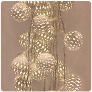 grand maroq blanco fairy lights