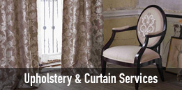 upholstery and curtain services
