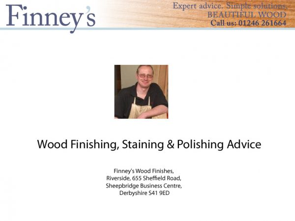 Finney's Wood Finishes