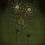 Solar Starburst Outdoor Stake Light