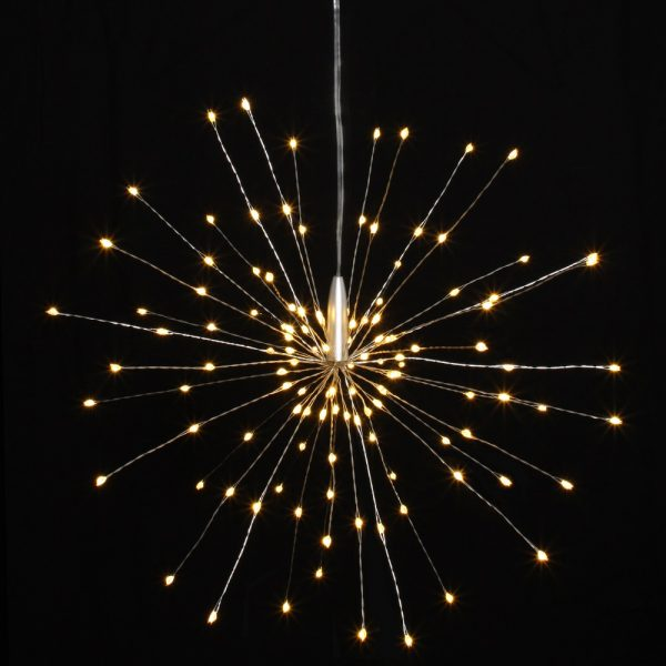 Starburst Hanging LED Light 50cm