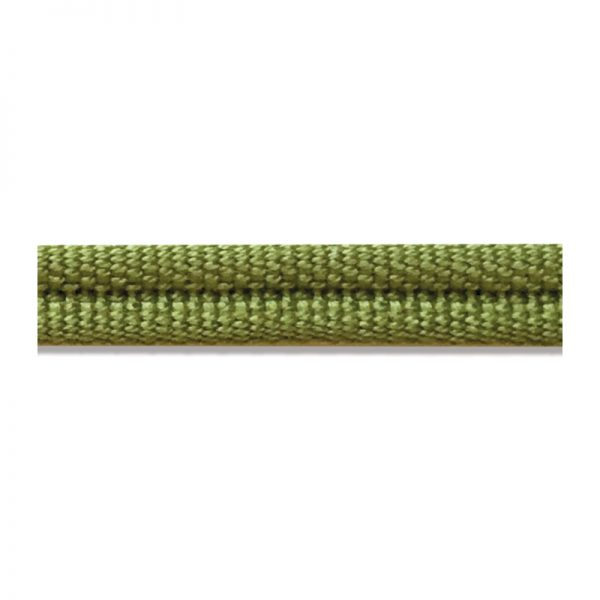 Double Piping Upholstery Trim - Algae