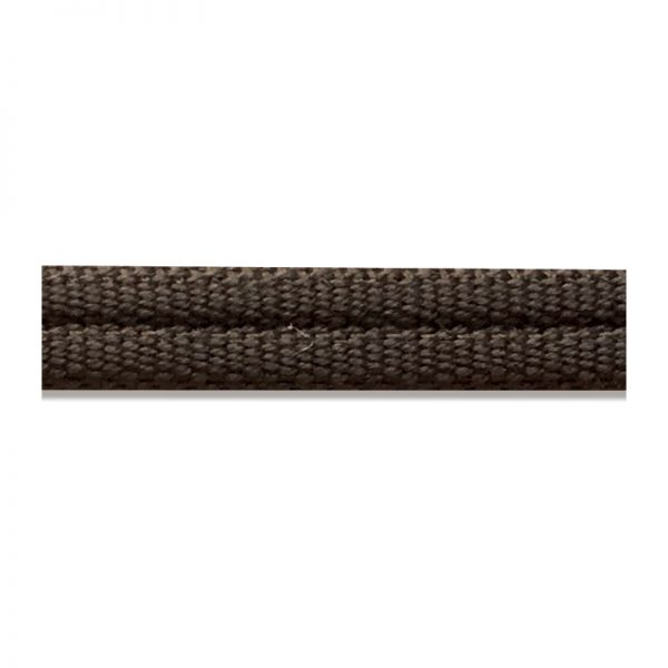 Double Piping Upholstery Trim - Cocoa
