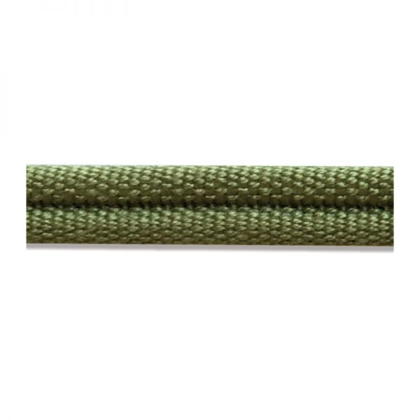 Double Piping Upholstery Trim - Moss