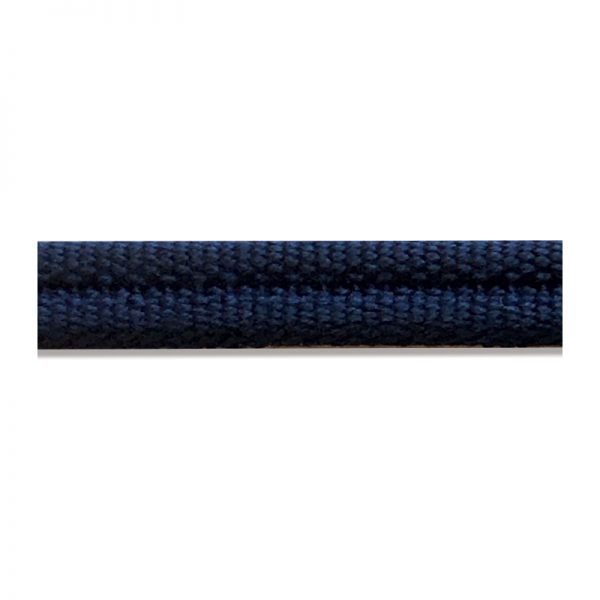 Double Piping Upholstery Trim - Navy