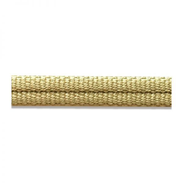 Double Piping Upholstery Trim - Toffee