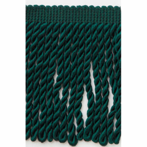 Emerald Green Bullion Fringe