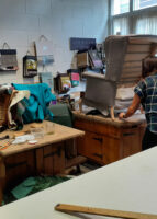 Upholstery Course